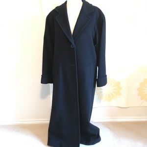 Christian Dior Lambswool Coat